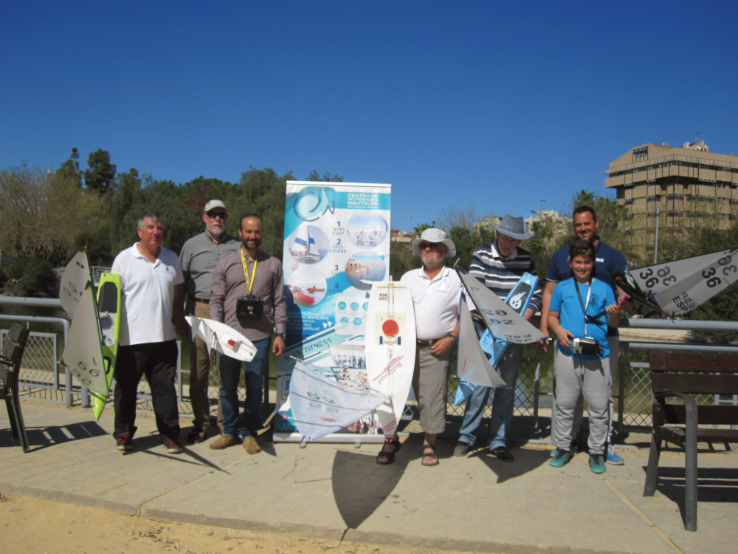 Radio Control Mar Menor Sailing Group March 2019 - Costa