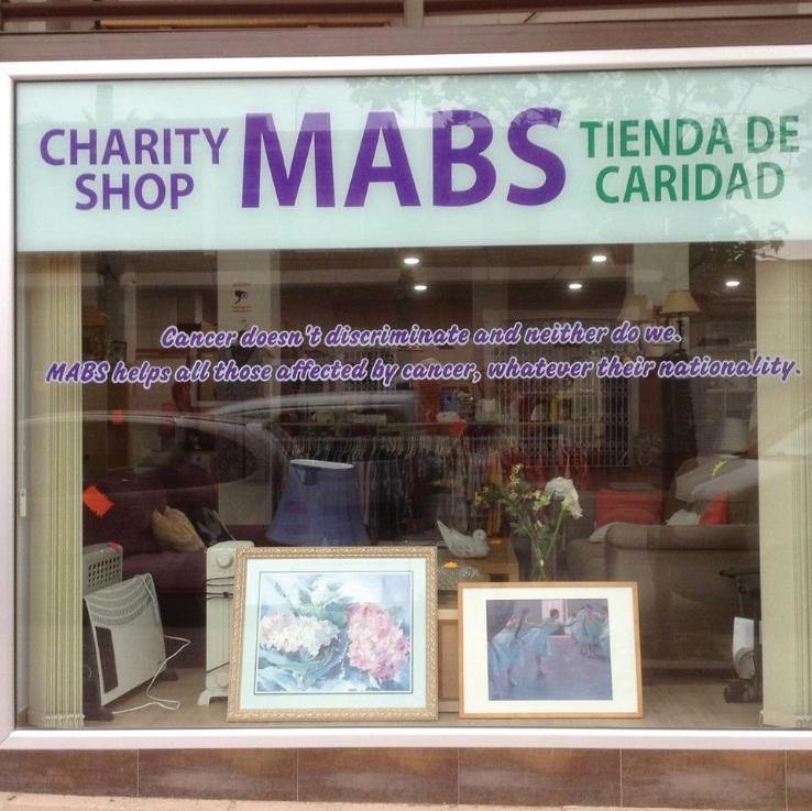 MABS Mazarron Charity Shop