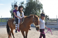 Horse Assisted Therapy for children with Rare Diseases