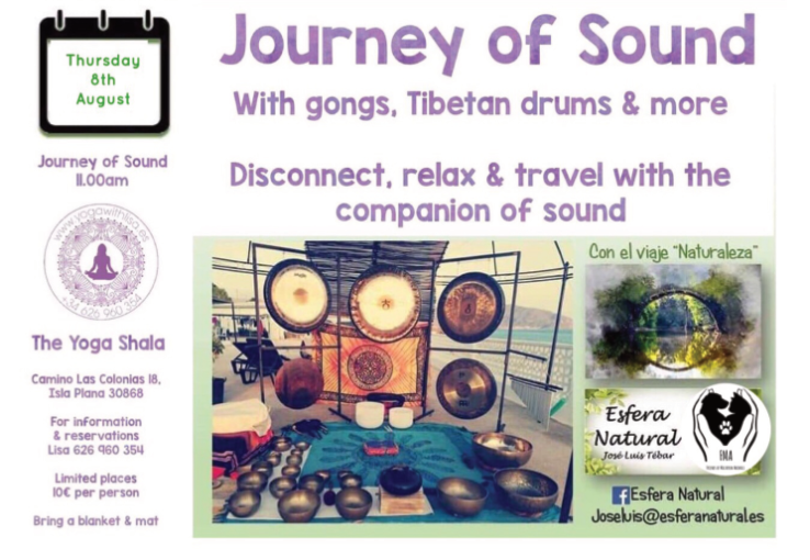 Journey of Sound poster