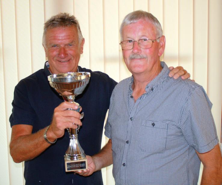 Winner Div. 1 Neil Macfarlane