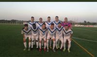 Starting XI v Puerto Lumbreras