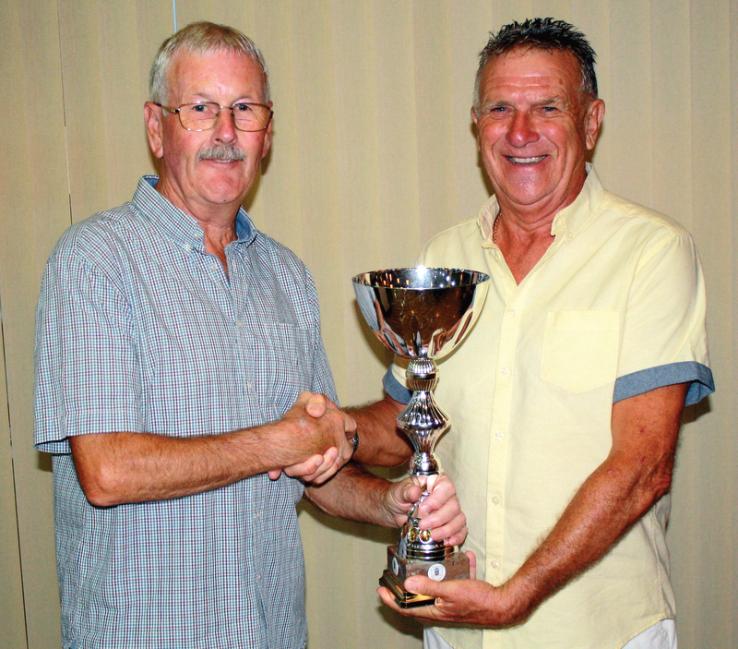 Winner Div. 1 - Neil Macfarlane