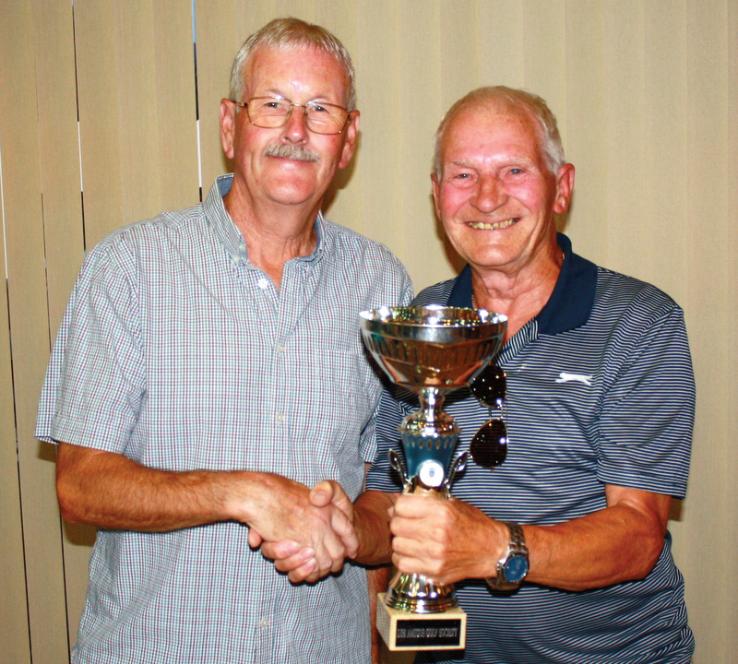 Winner Div. 2 - Fred Harvey