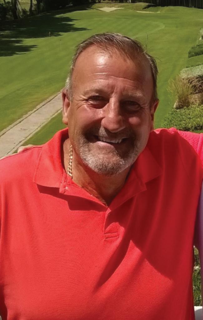 Steve Carter - Overall Winner