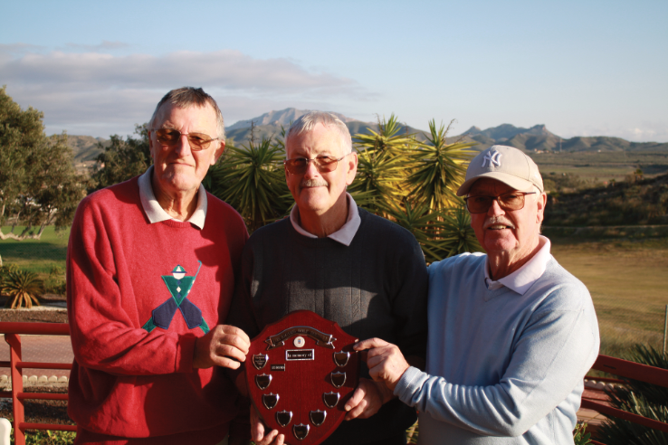 Memorial Trophy Winners 2019