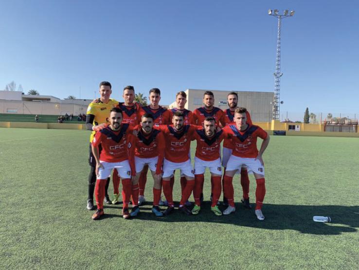 Mazarrón team v CD Plus Ultra