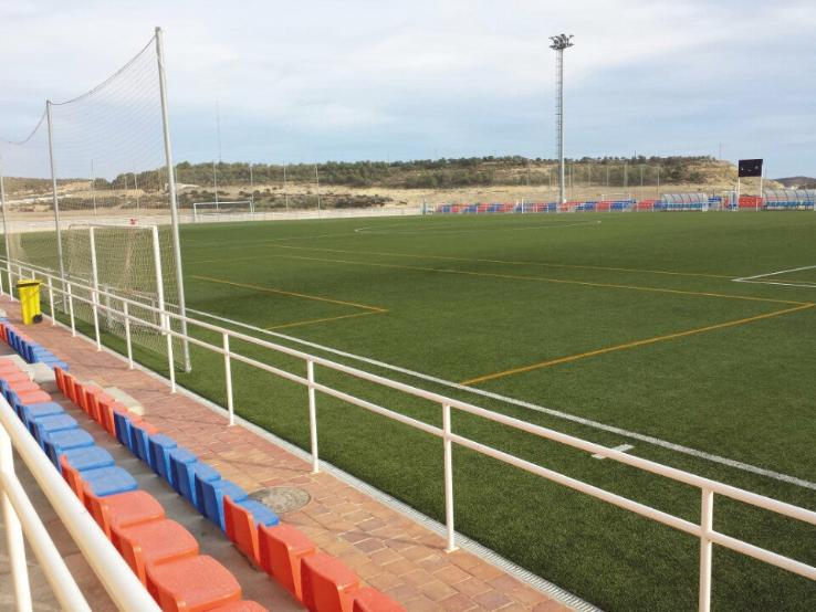 Complejo Deportivo Mazarrón