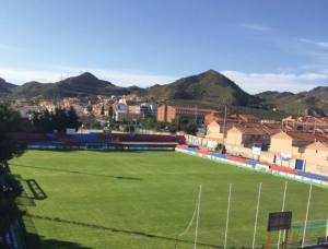 Estadio Municipal Mazarron May 2020