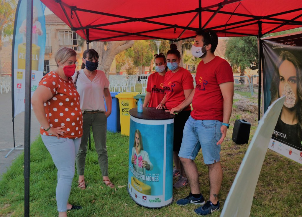 Recycling workshops for children