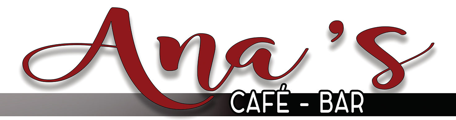 Amended opening hours for Ana's Cafe Bar