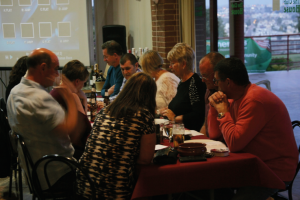 Guests at the 2019 Race Night