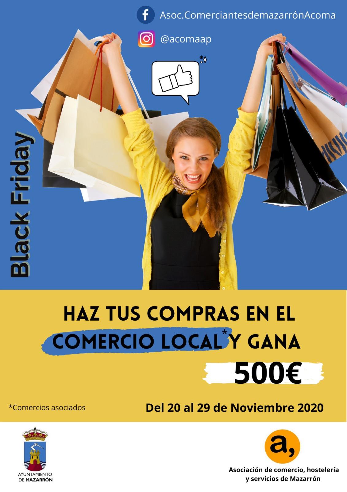 La Asociación de Comerciantes, Hostelería y Servicios de Mazarrón (ACOMA)