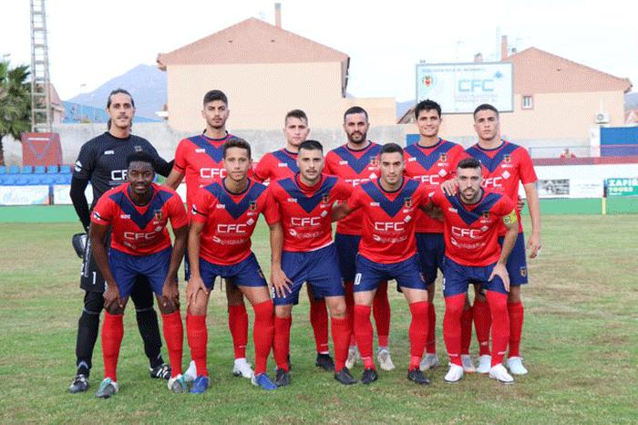 Team v Mar Menor