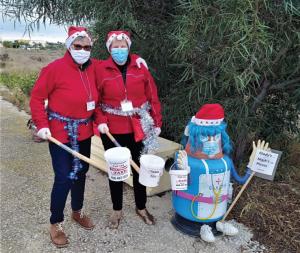 Christmas nurses