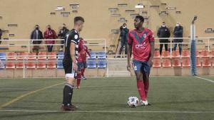 Simpara v FC Cartagena