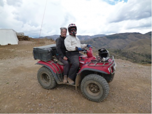 Sucre Quad biking