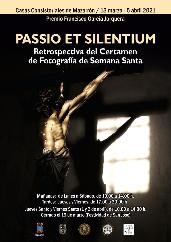 Exhibition 'Passio et Silentium' at Mazarron