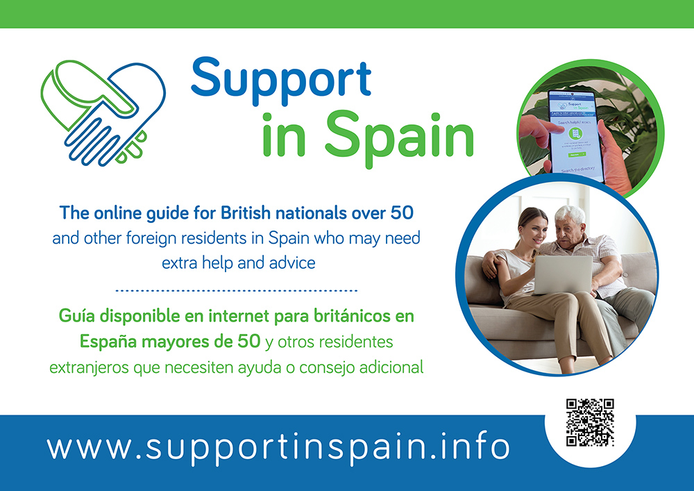 Valuable information website for older and vulnerable British people living in Spain expands into the Costa Blanca and Murcia