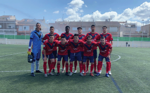 Team v UD Los Garres