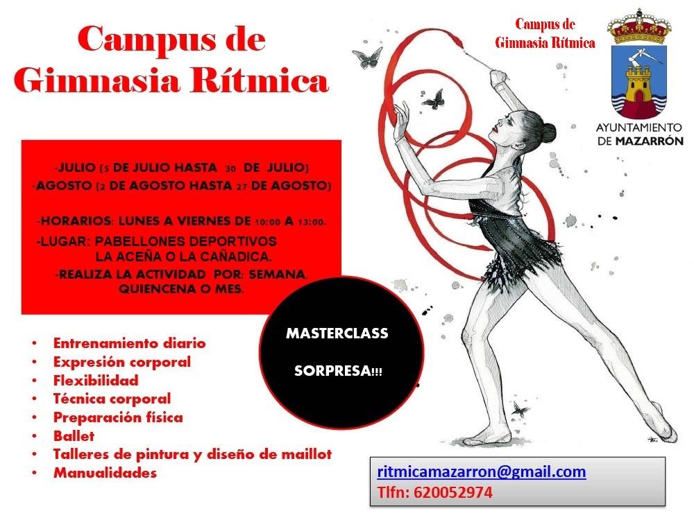 I Rhythmic Gymnastics Campus