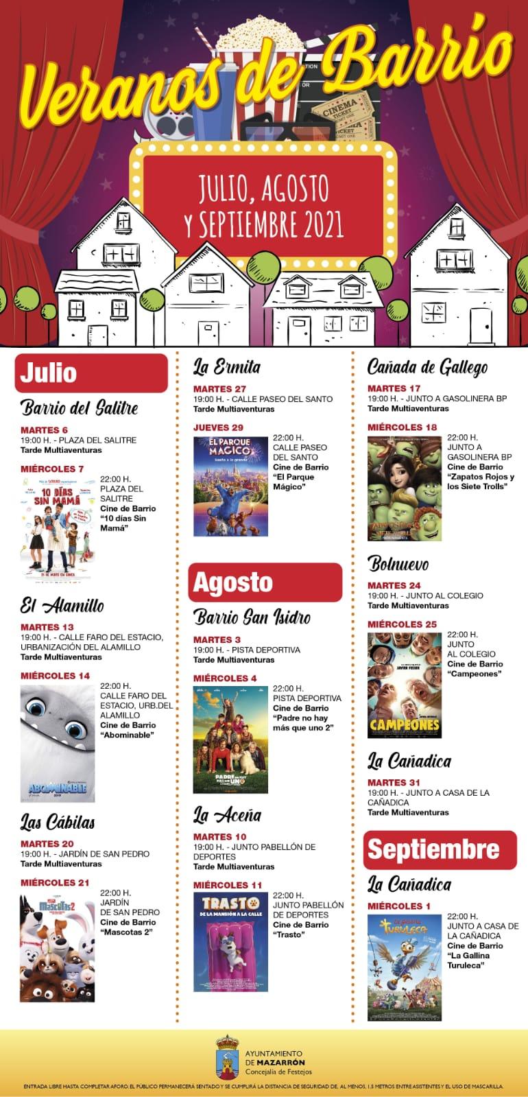 Start of 'Veranos de Barrio'
