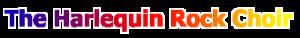 Harlequin Choir logo