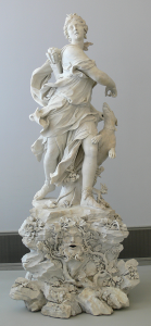 Diana the Huntress, by Cametti (1720)