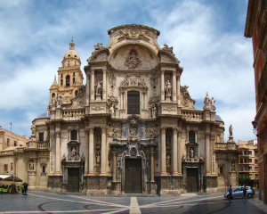 Murcia Cathedral - photo by tango7174