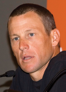 Lance Armstrong in 2009 (c) Paul Coster