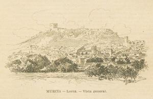 Nineteenth Century Lorca, by Jose Passos (1862-1928)