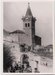 Yecla Church in the early 20th Century.
