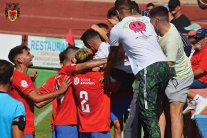 Goal Celebrations v El Palmar