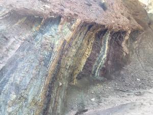 Stunning geology
